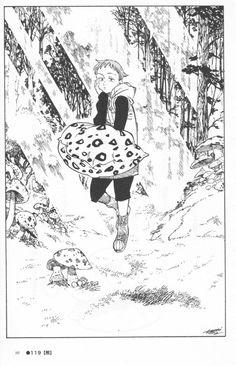 King, Harlequin | Nanatsu no Taizai - The Seven Deadly Sins