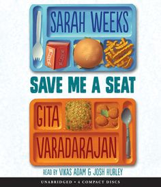"""Staying in Touch with Their Inner Tween: Sarah Weeks and Gita Varadarajan on """"Save Me a Seat"""" By Karen Yingling on May 2016 Comprehension Questions, Reading Comprehension, Friend Moving Away, Text Dependent Questions, Thing 1, Books 2016, Chapter Books, Save Me, Read Aloud"""