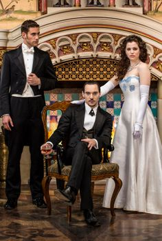 Dracula TV series starring Jonathan Rhys Meyers - starts Halloween on Sky Living HD - sky.com/dracula
