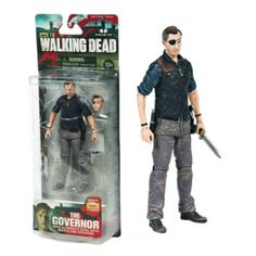 The Walking Dead TV Series 4 Figura de The Governor