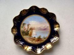 https://www.ebay.co.uk/itm/Superb-Aynsley-hand-painted-Scottish-Castle-Cabinet-Plate-signed-R-Keeling/322987037580?hash=item4b3387138c:g:IIsAAOSwWEZaU2RB