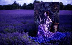 Kirsty Mitchell fantasy photography