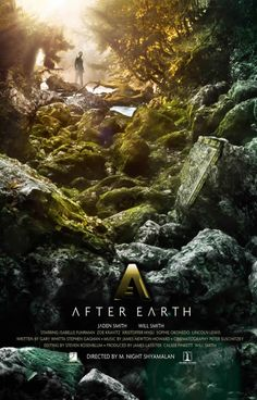 After Earth M. Night Shyamalan: The first trailer with Will Smith