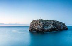 Scoglio dell'Eremita Photo by Antonio Coppola — National Geographic Your Shot