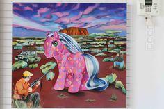 Safari 120cm x 110cm, olej, płótno, 2013 120cm x 110cm, oil, canvas, 2013