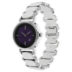 1a904ee24 Buy Fastrack Analog Watch for Women NK6117SM02 Shop Online   Titan E-Store  Trendy Watches
