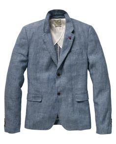 Summer dressed blazer - Inbetweens - Scotch & Soda Online Shop