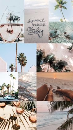 Iphone Wallpaper Tumblr Aesthetic, Beach Wallpaper, Iphone Background Wallpaper, Aesthetic Pastel Wallpaper, Aesthetic Backgrounds, Aesthetic Wallpapers, Collage Background, Photo Wall Collage, Cute Wallpaper Backgrounds