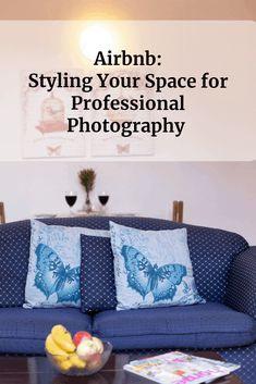 Keeping your Airbnb listing photographs up to date is important. In this post I share what I learnt about styling your space for professional photography. Airbnb House, Hide Cables, Destinations, Self Catering Cottages, Iron Board, Guest Bedrooms, Guest Room, Breakfast In Bed, Guest Suite