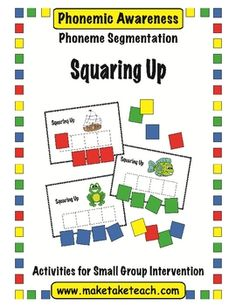 Squaring Up- Phoneme Segmentation