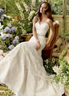 Gorgeous bridal gowns (20photos) - wedding-dress-4