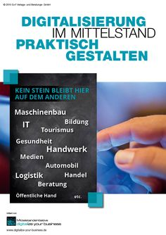 Das eBook Digitalisierung im Mittelstand praktisch gestalten wurde von mir als Print- und als Online-Version layoutet. Parallel zum eBook stehen alle Inhalte unter http://www.digitalize-your-business.de zum Online lesen bereit.