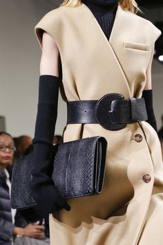 Michael Kors Collection Fall 2017 Ready-to-Wear Fashion Show Details
