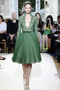 Georges Hobeika at Couture Fall 2012 - Runway Photos