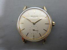 Patek-Philippe-Vintage-18k-Yellow-Gold-Automatic-Calatrava-Ref-3425