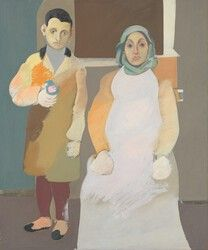 Whitney Museum of American Art: Arshile Gorky: The Artist and His Mother