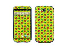 Strawberries Case designed for Galaxy S3 #Strawberries #fruit #samsungcase #galaxys3case #ultraskin #ultracase