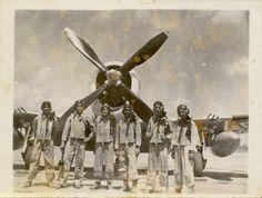 201 SQN Pilots