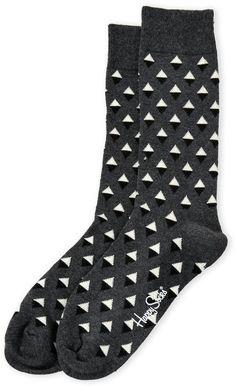 816ab213bcef Happy Socks Mini Diamond Crew Socks Crew Socks