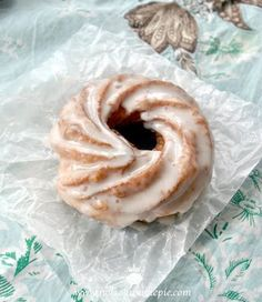 Not So Humble Pie: French Crullers with Honey-Sugar Glaze