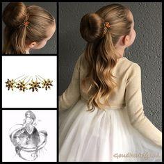 Big bun with a four strand braid, some waves and a gorgeous hairpin from the webshop www.goudhaartje.nl (worldwide shipping). #hair #haar #vlecht #vlechten #hairpin #hairstyle #braid #braids #hairstylesforgirls #plait #trenza #peinando #прическа #pricheska #ヘアスタイル #髮型 #suomiletit #bun #bigbun #beautifulhair #gorgeoushair #stunninghair #hairaccessories #hairinspo #braidideas #amazinghair #updo #princess #goudhaartje