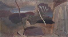 Ivon Hitchens: Landscape with Pond, Contemporary Landscape, Abstract Landscape, Landscape Paintings, Abstract Art, Frank Auerbach, Patrick Heron, Genius Loci, 2d Art, Autumn Trees