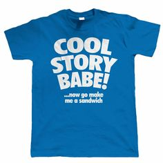 b92e68f51 Cool Story Mens Funny Offensive T Shirt Birthday Fathers Day Gift for Him  Dad #fashion