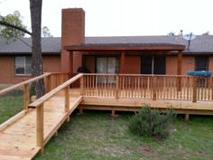 Custom Cedar Deck, Patio Cover and Outdoor Kitchen in Krum TX by C3 Backyard Oasis LLC. Check us out at www.c3backyardoasis.com