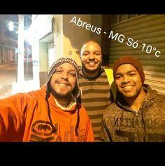 Frio com os amigos. Hummm  #BH #Abreus  #Cozamigos