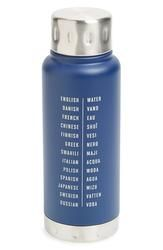Izola 'Water Vand Eau' Water Bottle
