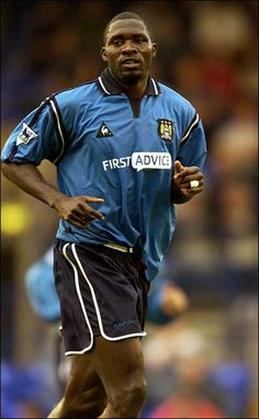 Marc-Vivien Foé (1 May 1975 – 26 June 2003). With success in the French League, and stints in England in the Premier League, his sudden death, while in the middle of an international competitive fixture, came as a shock to the worldwide footballing community. Manchester City retired his number 23 shirt in his honour.
