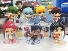 Kuroko No Basket Japanese DNAF3KB001 Action Figures, View Action Figures, donnatoyfirm Product Details from Guangzhou Donna Fashion Accessory Co., Ltd. on Alibaba.com
