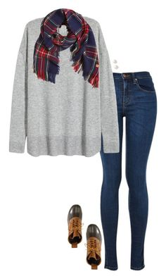 """""""{almost exact outfit for the pumpkin patch!}"""" by southerngirl03 ❤ liked on Polyvore featuring American Outfitters, L.L.Bean and Kenneth Jay Lane"""