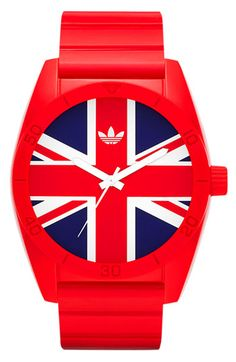 finest selection be44b 9875f adidas Originals  Santiago - Exclusive Union Jack  Watch   Nordstrom. Adidas  FutbolAccesorios MasculinosRopa ...