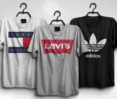 Buy Pack Of 3 – Tommy, Levis & Adidas at Deal Today, Tshirts Online, Levis, Adidas, Sports, T Shirt, Tops, Women, Fashion