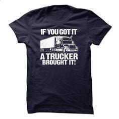 Best Trucker Shirt - #black zip up hoodie #best t shirts. MORE INFO => https://www.sunfrog.com/LifeStyle/Best-Trucker-Shirt-63734343-Guys.html?60505