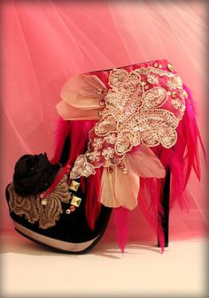 "Forget Prince Charming, We Want Pamela ""Cinderella of New York"" Quinzi's Party Pop Princess Shoes!"