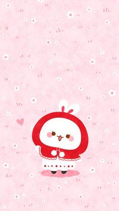 微博 Funny Bunnies, Cute Bunny, Cute Cartoon Pictures, Couple Wallpaper, Anime Love Couple, Cute Wallpapers, Cute Art, Laos, Cute Couples