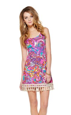 Eaton Shift Dress - Lilly Pulitzer Summer 2014