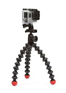 GorillaPod Action Video Tripod From JOBY - Strong, Flexible, Lightweight and Perfect For Any Action Video or GoPro Camera - LaShopGuide Gopro Camera, Camera Tripod, Video Camera, Camera Gear, Gopro Accessories, Photo Accessories, Balustrades, Cameras For Sale, Shopping