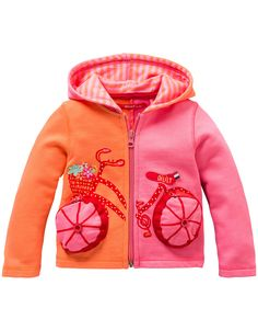 OILILY Children's Wear - Spring Summer 2014 - Hicycle cardigan