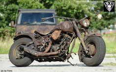 Google+ Mini Bike, Mini Moto, Buell Motorcycles, Cool Motorcycles, Vintage Motorcycles, Rat Rod Motorcycle, Sportster Motorcycle, Mad Max Motorcycle, Rat Rods