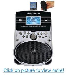 Emerson SD513 Karaoke System #Emerson #SD513 #Karaoke #System