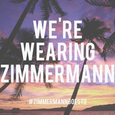 #zimmermanngoesto #hawaii #whatarewewearing #zimmermann