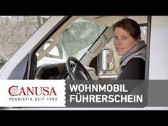 Video von Canusa Touristik: Wohnmobil fahren mit PKW Führerschein möglich?   traveLink.