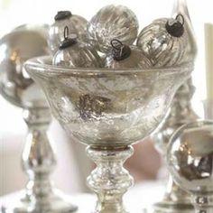 Sherri's Jubilee: Mercury Glass one of my all time favorites!