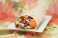 Roasted Avocado and Butternut Squash Burritos with Goat Cheese and Red Kidney Beans - Je suis alimentageuse. Love Food, A Food, Food And Drink, Roasted Avocado, Kidney Beans, Different Recipes, Burritos, Goat Cheese, Butternut Squash