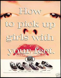 Vans Fashion Shoes Pick Up Girls (1995)