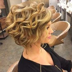 awesome Hairstyles For Short Curly Hair 2015