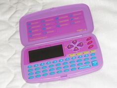 I LOVED Dear Diary!  I took it with me everywhere!  It was so cool to have your own personal mini computer you could take with you   :)